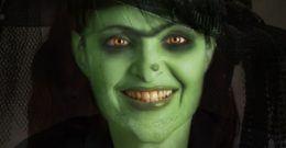 Maquillaje para disfrazarse de bruja (Bruja Mala) Halloween 2017