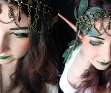 Maquillaje de duende delfos para Carnaval 2018