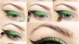 Maquillaje de hada verde Carnaval 2019