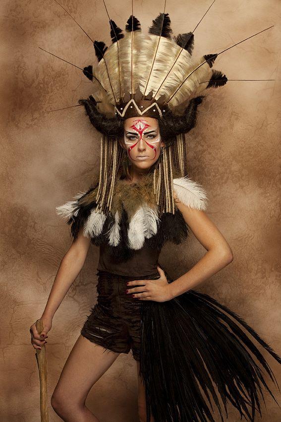maquillaje-de-india-para-carnavales-2016