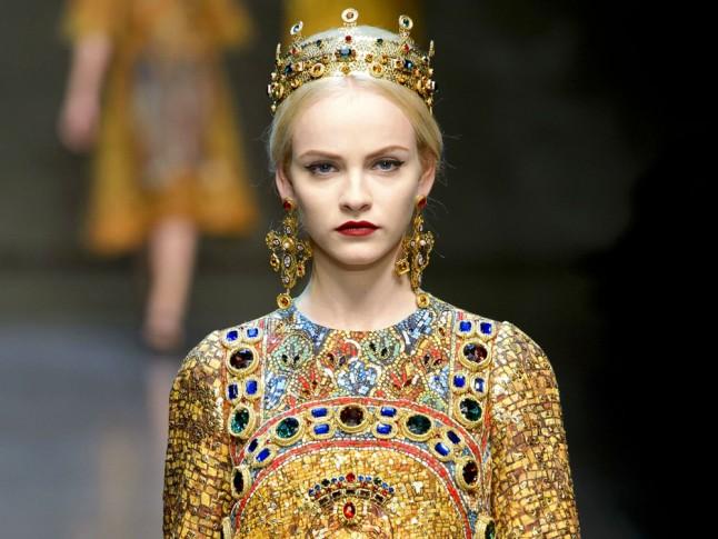 princesa medieval maquillaje