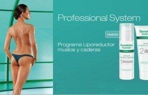 Nuevo tratamiento lipo reductor de Somatoline Cosmetic