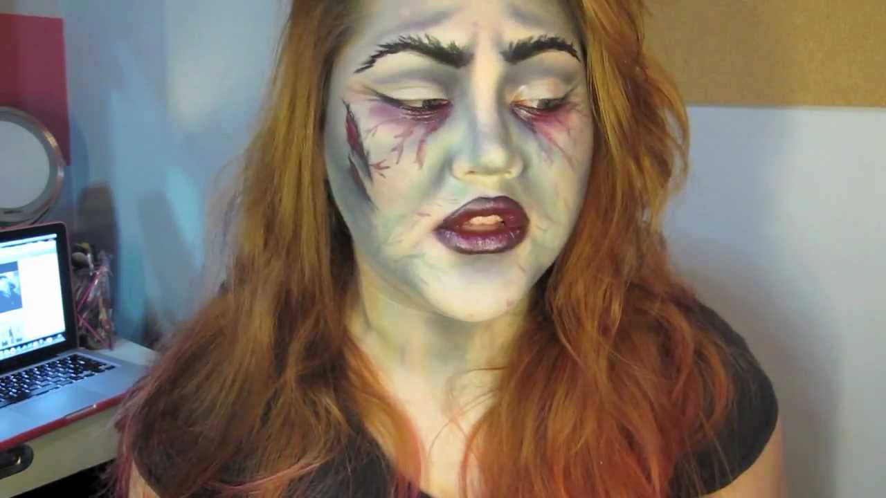 Maquillaje de bruja Bruja Mala Carnaval 2018 y Halloween