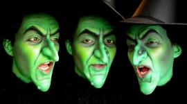Maquillaje para disfrazarse de bruja (Bruja Mala) Halloween 2018