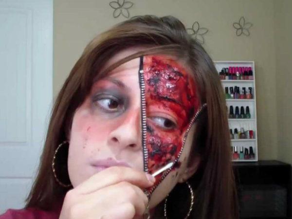 maquillaje-halloween-herida-abierta