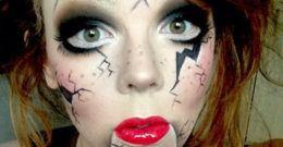 [Vídeo] Maquillaje para disfrazarse de muñeca en Halloween 2017