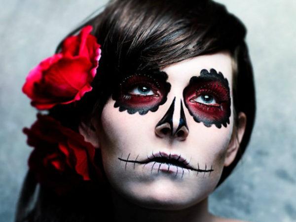 maquillaje-halloween-muneca-frida