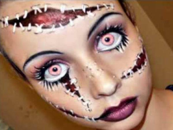 maquillaje-halloween-muneca-herida