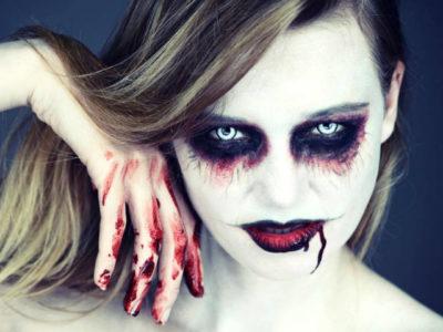Maquillaje Halloween 2017 Zombie
