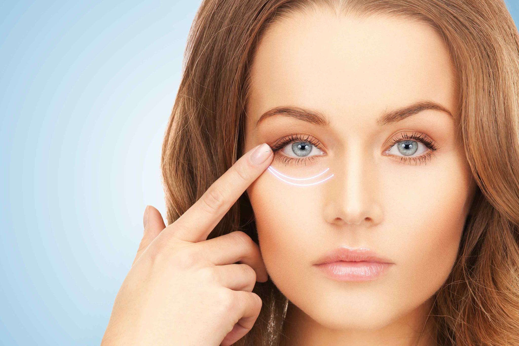 La mejor crema de las arrugas alrededor de los ojos después de 25 años las revocaciones