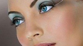 Sombras de ojos en pegatina