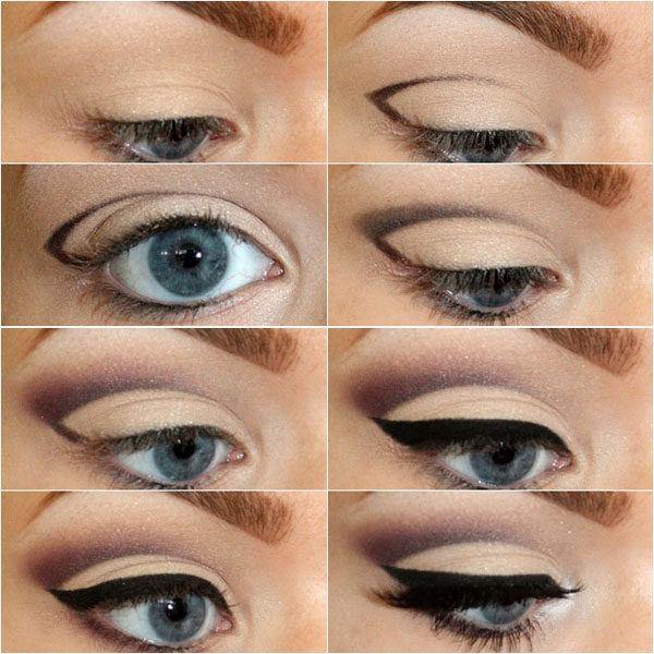 make-up-of-eyes-for-san-valentin &quot;width =&quot; 600 &quot;height =&quot; 600 &quot;/&gt;  <p> Nestes passos simples, você terá um olhar sedutor e bonito, porque já sabemos que a maquiagem para namorados é importante, é por isso que neste artigo nos concentramos nos olhos. O que você acha? </p> <h3> <span id=