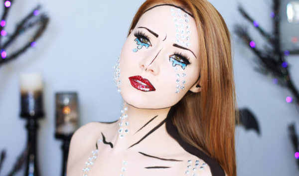 chica-de-comic-en-halloween-2016-adhesivos