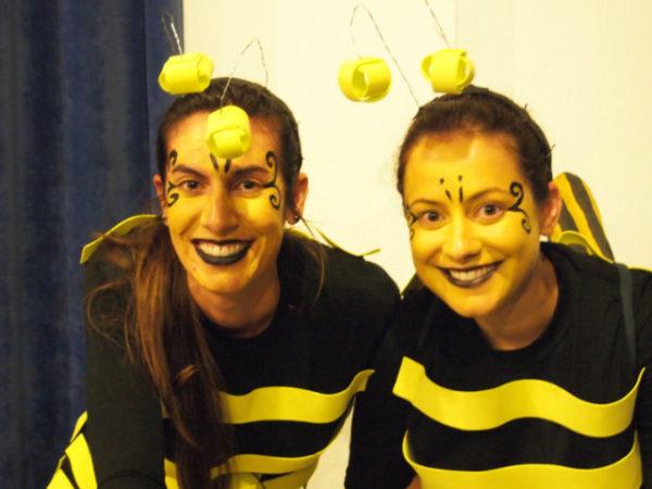 maquillaje-abeja-halloween-2016-amarillo