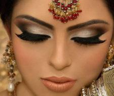 Maquillaje árabe exótico Halloween 2018 – paso a paso