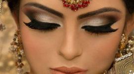 Maquillaje árabe exótico Halloween 2017 – paso a paso