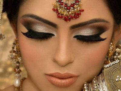 Maquillaje árabe exótico Halloween 2017 - paso a paso