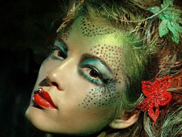 maquillaje-campanilla-otono-invierno-2017-verde