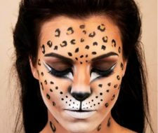 Maquillaje del musical Cats para Carnaval 2017