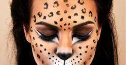 Maquillaje del musical Cats para Halloween 2017
