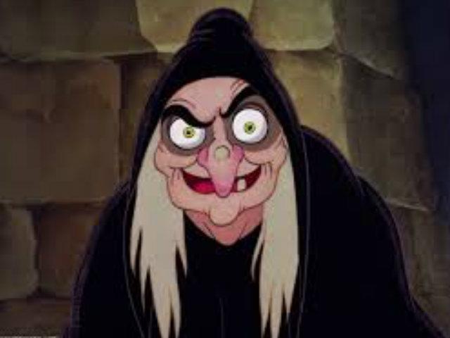 Maquillaje halloween 2016 bruja disney maquillajerossa - Caras de brujas ...