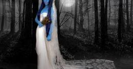 Maquillaje para Halloween 2018: Novia Cadáver