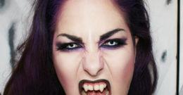 Maquillaje de Vampiresa Halloween 2017