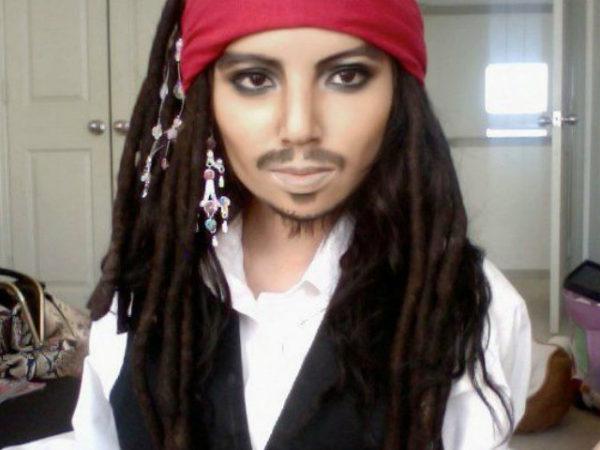 maquillaje-jack-sparrow-halloween-2016-mujer