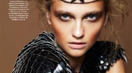 Maquillaje para disfrazarse de Princesa Medieval en Halloween 2017