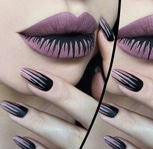 unas-halloween-labios