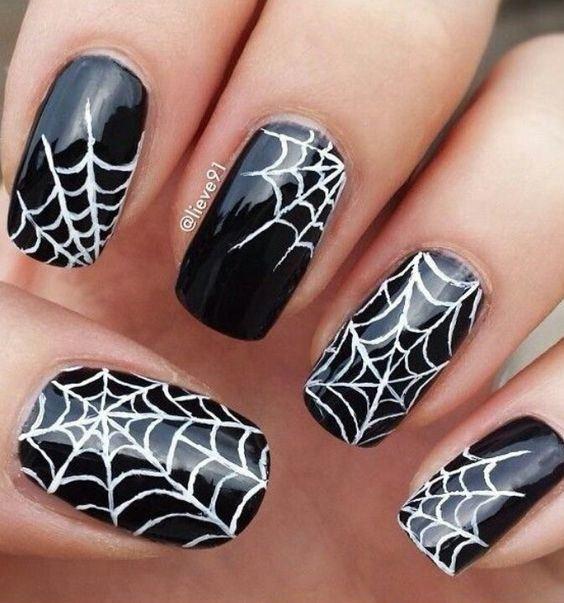 unas-halloween-telaranas