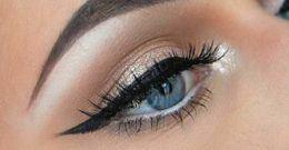 Cómo maquillar los ojos pequeños