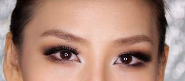 Cómo Maquillar Los Ojos Pequeños Maquillajerossa