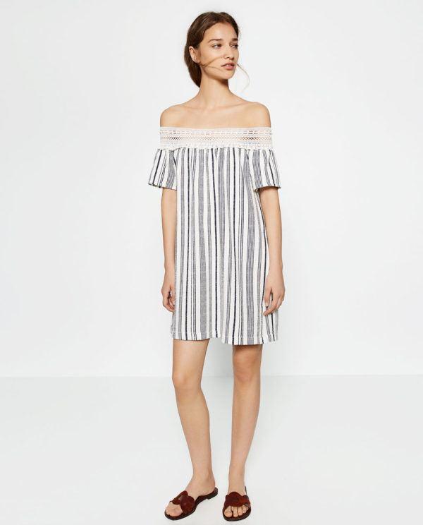 rebajas-verano-2016-zara-vestido-hombros-descubiertos