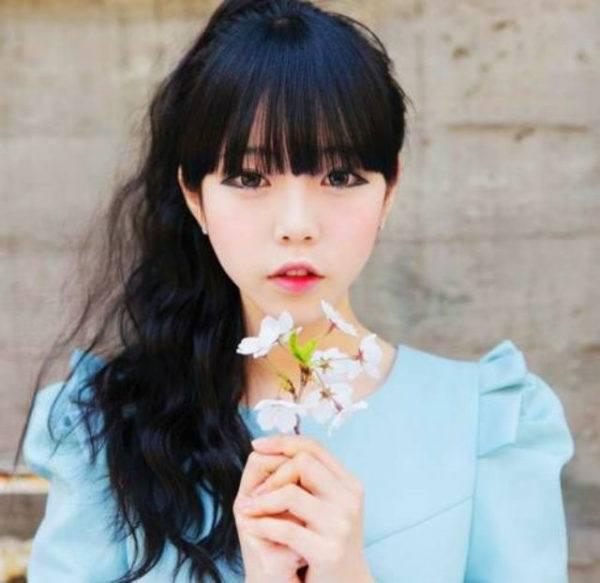 maquillaje-coreano-flequillo