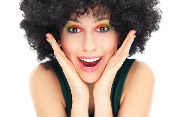 Maquiagem 70s tons cores &quot;width =&quot; 600 &quot;height =&quot; 400 &quot;/&gt;  <h3> <span id=