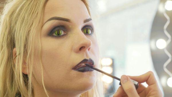 Disfrazarse de zombie trucos de maquillaje