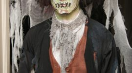 Maquillaje Carnaval 2019 Zombie