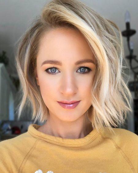 Cómo Llevar Ondas Al Agua En Pelo Corto 2019 Maquillajerossa